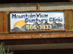 Mountain View Denture Clinic, Alberta Clinic, Alberta Dentures